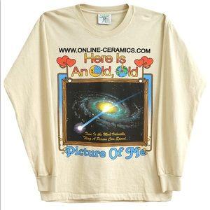 NWOT Online Ceramics Shirt